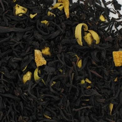 Thé noir de Chine orange sanguine