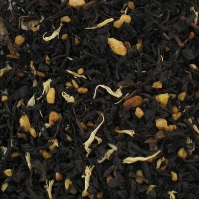 Thé noir de Chine  cannelle amande nougat