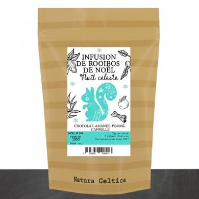rooibos tea tiramisu chocolate almond