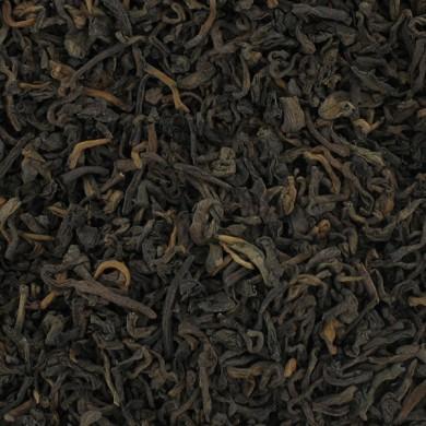 Thé noir de Chine Puerch bio autrement perfection