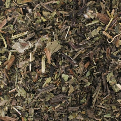 tisane plantain lanceole feuilles bio