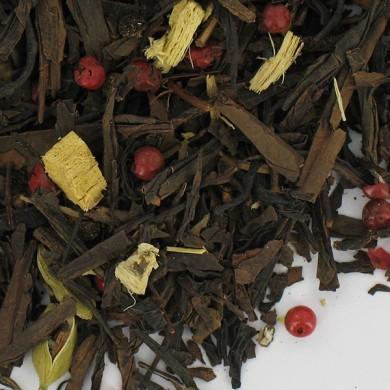 Thé noir de Chine chai
