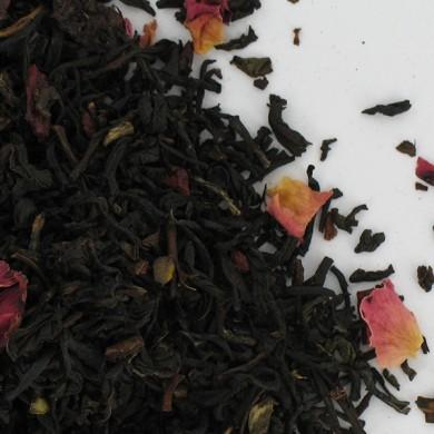 Thé noir de Chine cranberry framboise