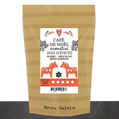 flavored coffee bread ground spices