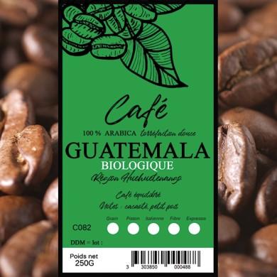 Café Guatemala Bio, grain