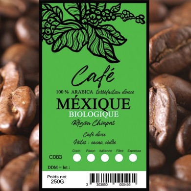 Café Mexique
