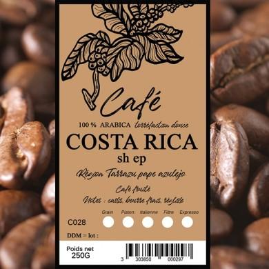 Café Costa, grain
