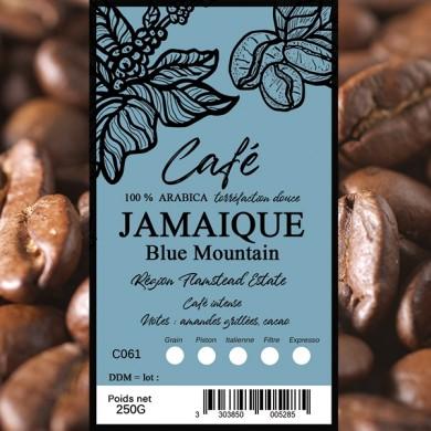 Café Blue Mountain, grain