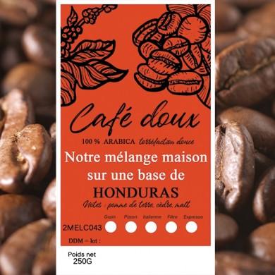 mélange café délicat  honduras