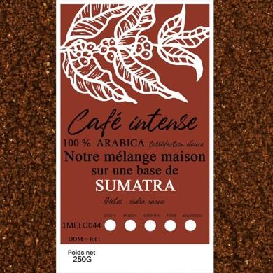 intense mixing coffee sumatra coffee   reading