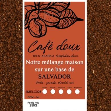 Café Salvador pacarama