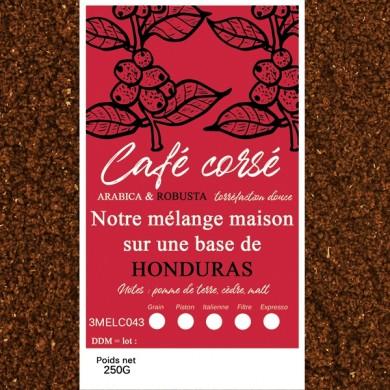 Café Birmanie plantation