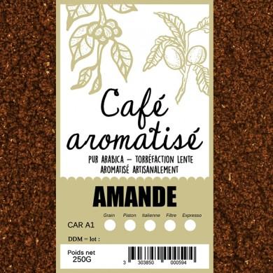 Café Amande moulu