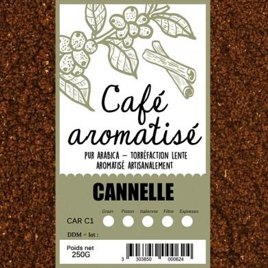 Café Cannelle moulu
