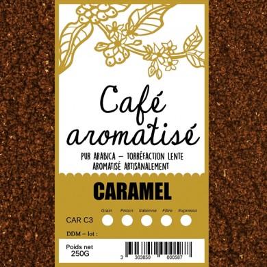 Café Caramel moulu