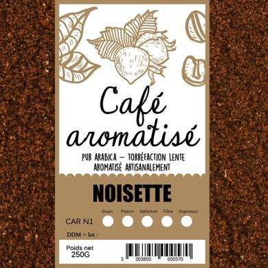 Café Noisette moulu