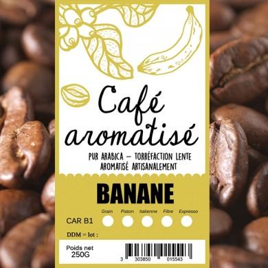 Café banane