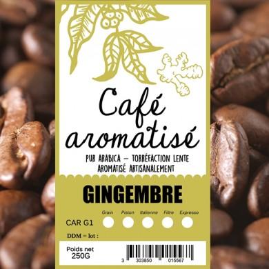 Café  gingembre