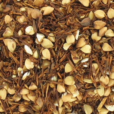 pure red rooibos tea