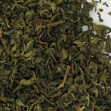 thé vert de chine menthe BIO
