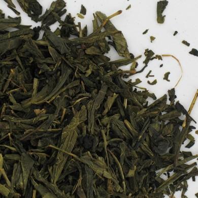 chinese green tea lemon