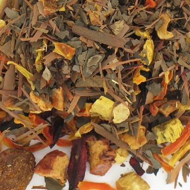 Detox Lapacho Zestes d'orange Oranges