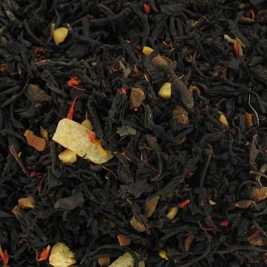 Thé noir de Chine Ananas Epices