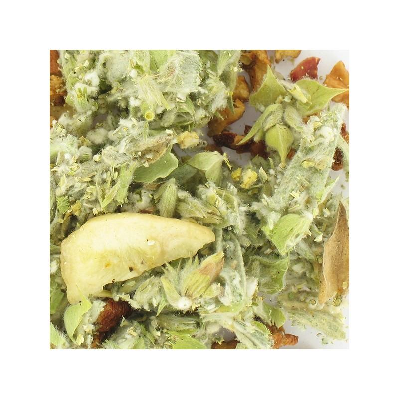 Thé grec des montagnes ananas coco origine BIO