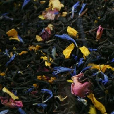 Thé noir de Chine Fruits Fleurs