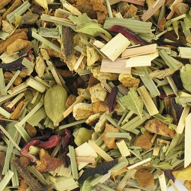 plantes CHAI  : vanille orange