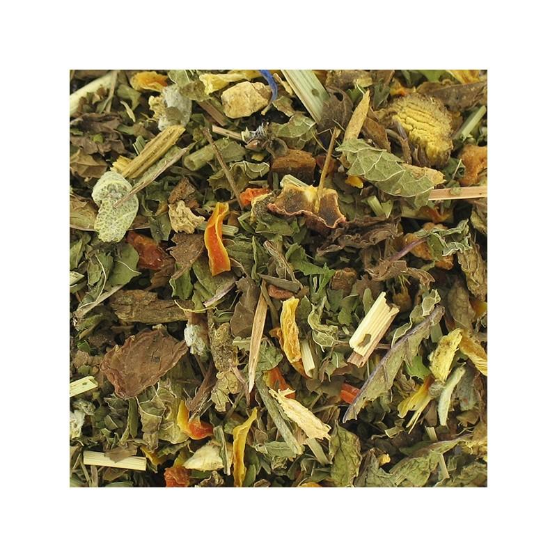 plantes CHAI  : gingembre anis