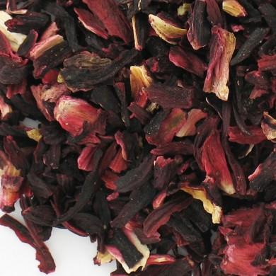 Infusion bio d'hibiscus