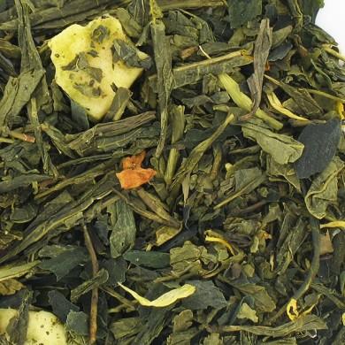 white tea china silver