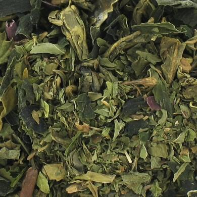 Thé vert aux ALGUES WAKAME menthe bio