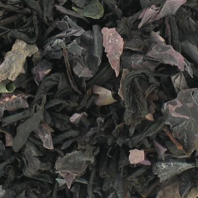 Thé noir aux ALGUES NORI earl grey bio
